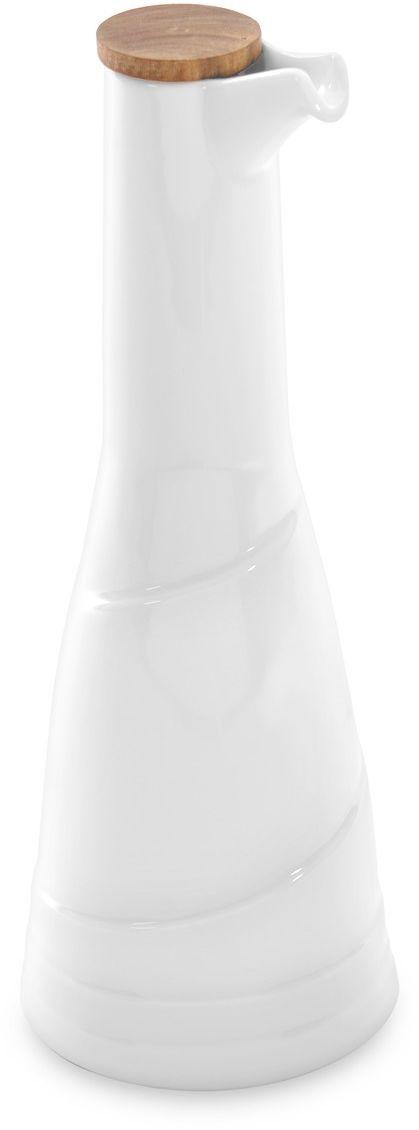 "Бутылка для масла BergHOFF ""Hotel"", цвет: белый, 385 мл"