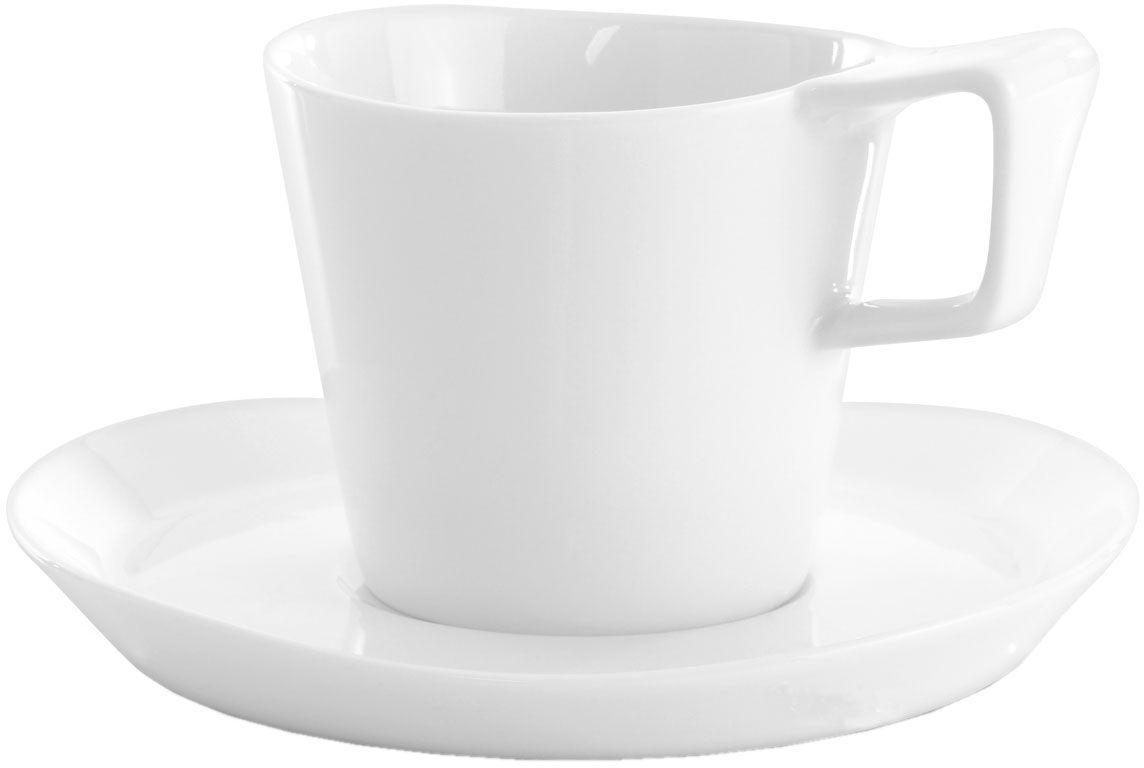 """Набор кофейный BergHOFF """"Eclipse"""", цвет: белый, 4 предмета. 3700432"""