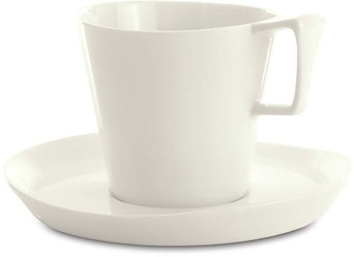 """Набор для завтрака BergHOFF """"Eclipse"""", цвет: белый, 4 предмета. 3700434"""