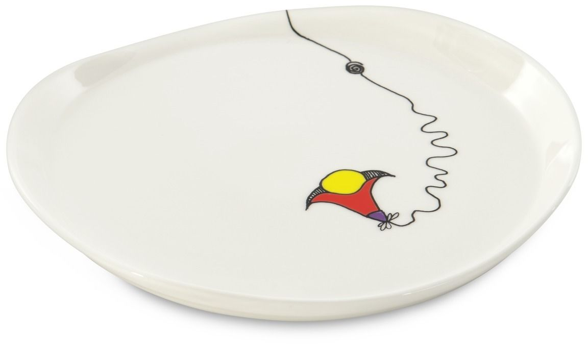 "Набор тарелок BergHOFF ""Ornament"", диаметр 22 см, 2 шт"