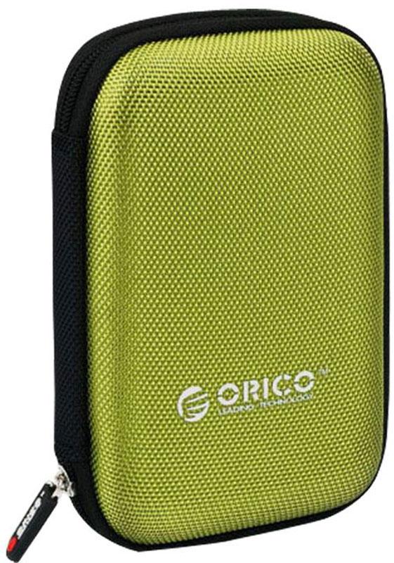 цена Orico PHD-25, Green чехол для жесткого диска