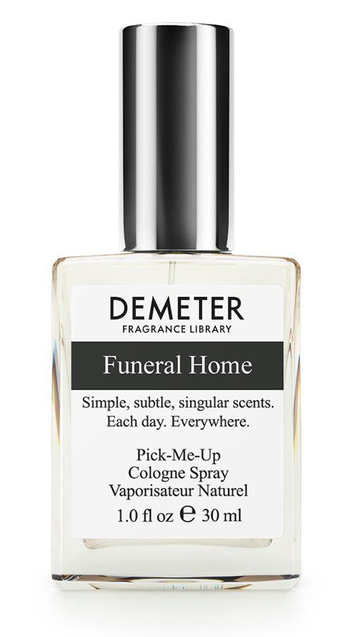 Demeter Fragrance Library Похоронное бюро/Funeral home 30 мл