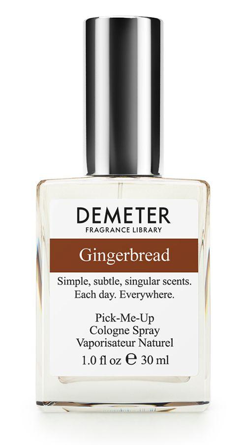Demeter Fragrance Library Имбирный пряник/Gingerbread 30 мл demeter аромат для дома книжный переплет paperback 120 мл