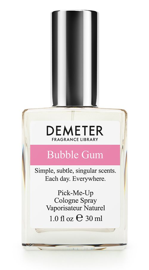 Demeter Fragrance Library Жевательная резинка/Bubble gum 30 мл demeter аромат для дома книжный переплет paperback 120 мл