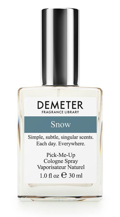 Demeter Fragrance Library Снег/Snow 30 мл demeter аромат для дома книжный переплет paperback 120 мл