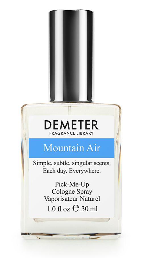 Demeter Fragrance Library Горный воздух/Mountain Air 30 мл demeter аромат для дома книжный переплет paperback 120 мл