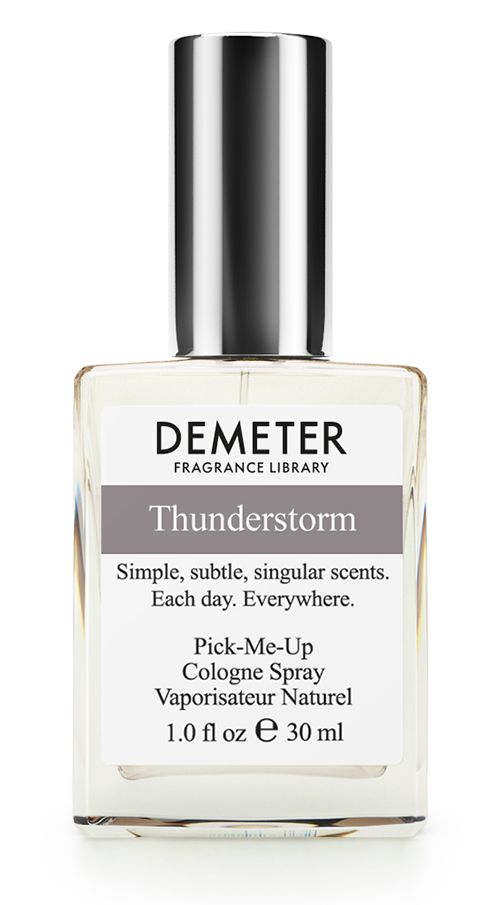 Demeter Fragrance Library Духи-спрей Гроза (Thunderstorm), унисекс, 30 мл demeter fragrance library духи спрей свежая солома fresh hay унисекс 30 мл