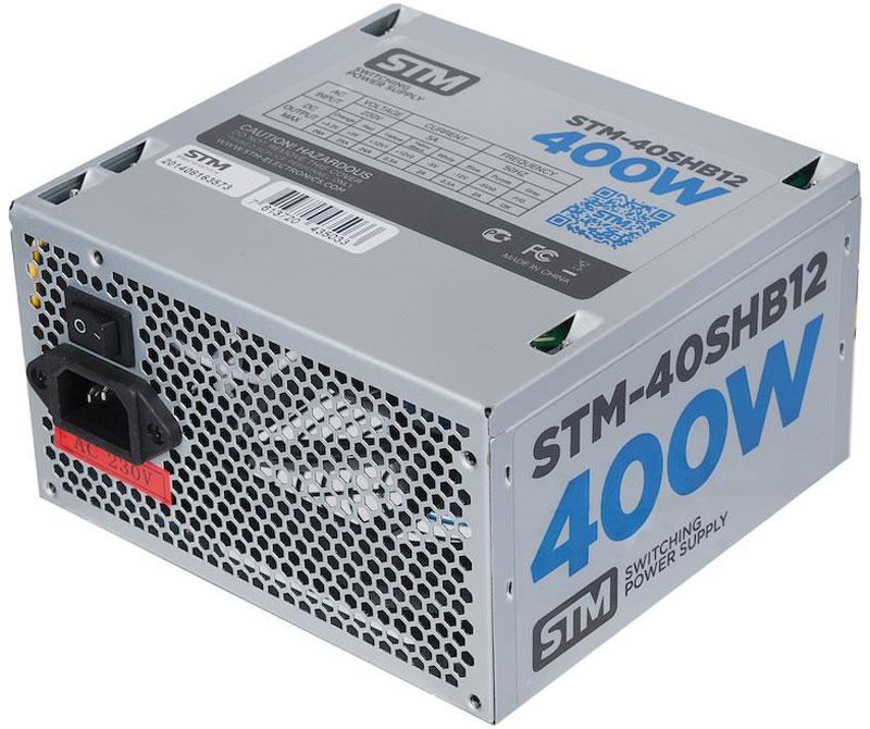 STM 40SHB12 блок питания для игрового компьютера стоимость