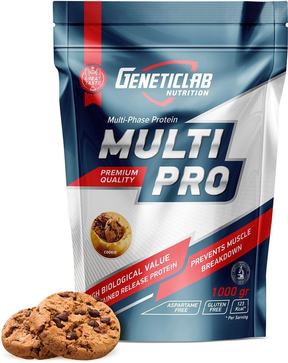 """Протеин Geneticlab """"Multi Pro"""", печенье, 1 кг"""