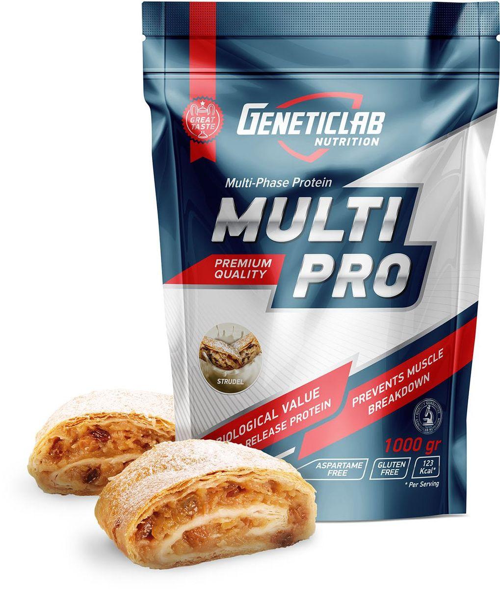 """Протеин Geneticlab """"Multi Pro"""", яблоко, 1 кг"""