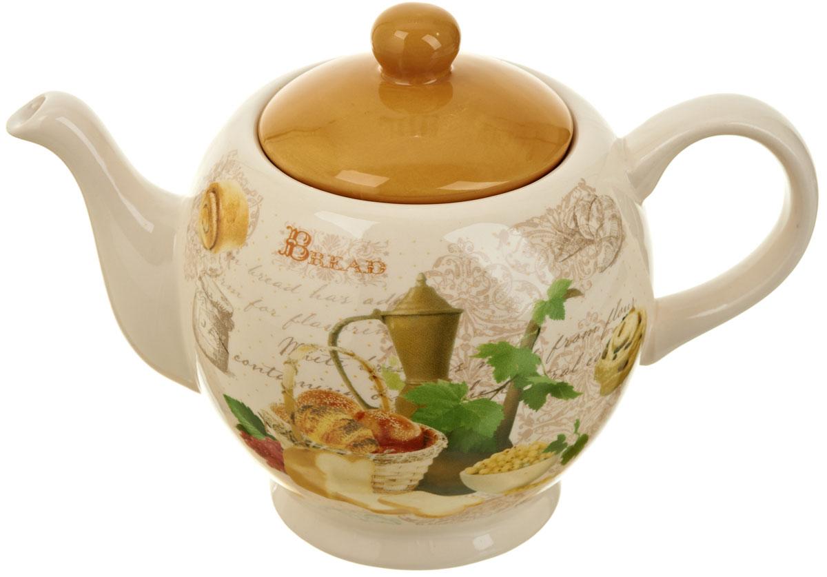 Чайник заварочный Polystar Хлеб, 950 мл