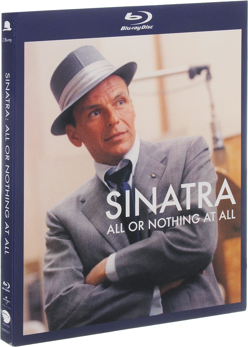 Frank Sinatra: All Or Nothing At All (2 Blu-ray) all or nothing