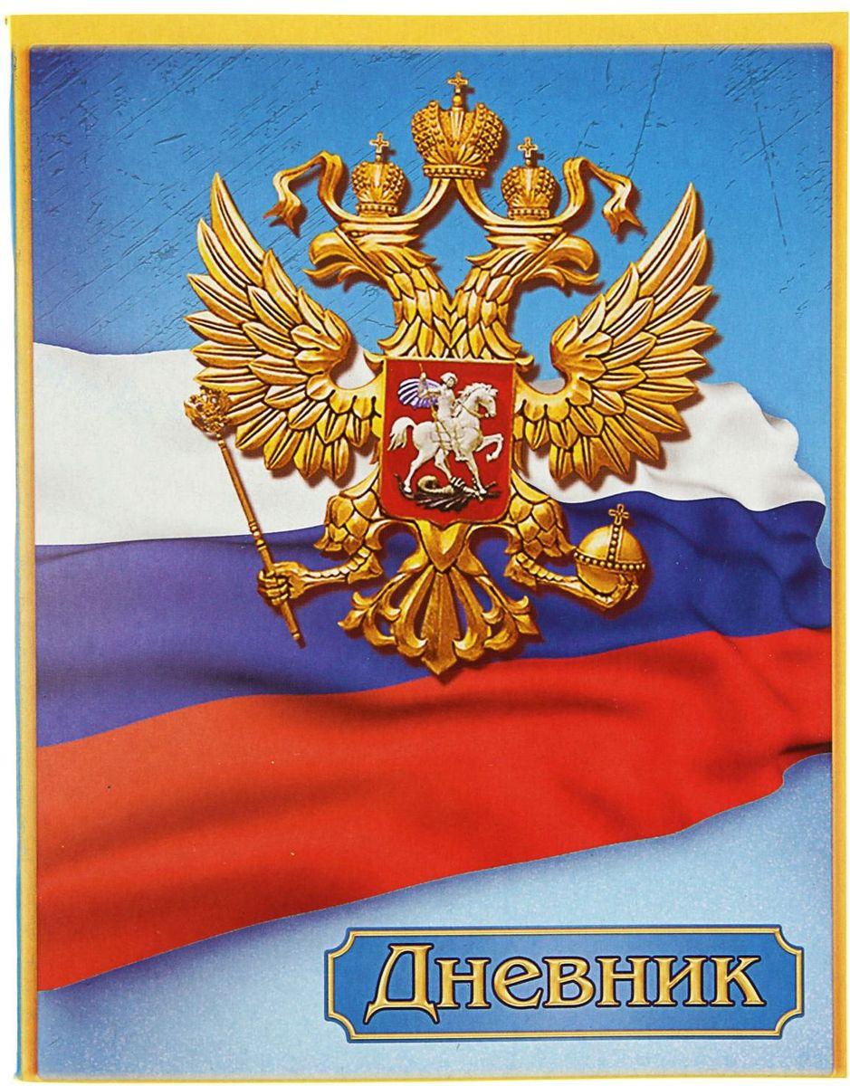 Calligrata Дневник школьный Госсимволика России-2
