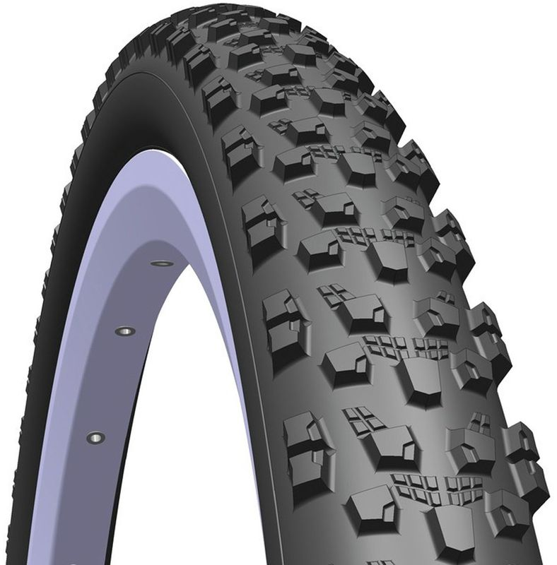 Покрышка велосипедная Mitas R12 Tomcat, цвет: черный, 27,5 х 2,1 запчасть rubena r12 tomcat 29 x 2 10