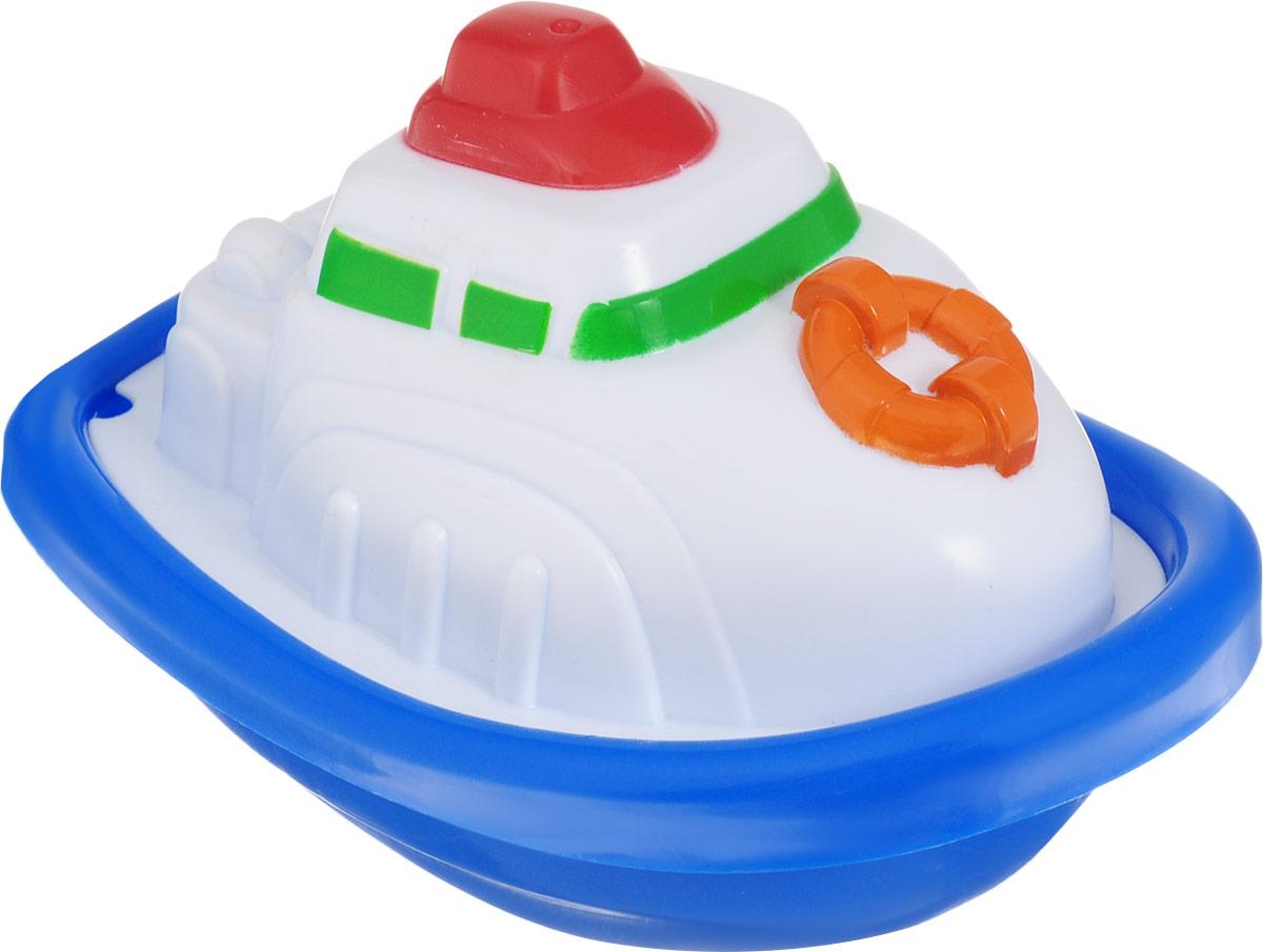 Keenway Игрушка для ванной Лодочка цвет белый синий oball игрушка для ванной лодочка цвет синий