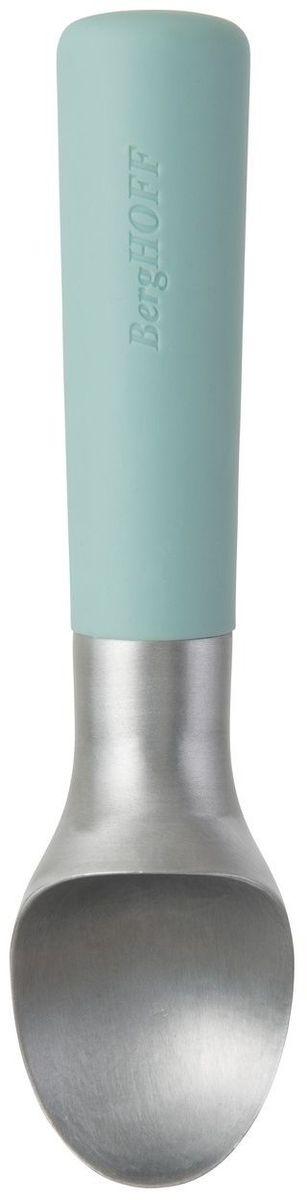 Ложка для мороженого BergHOFF Leo, длина 18,5 см ложка для мороженого vitesse beryl длина 18 см