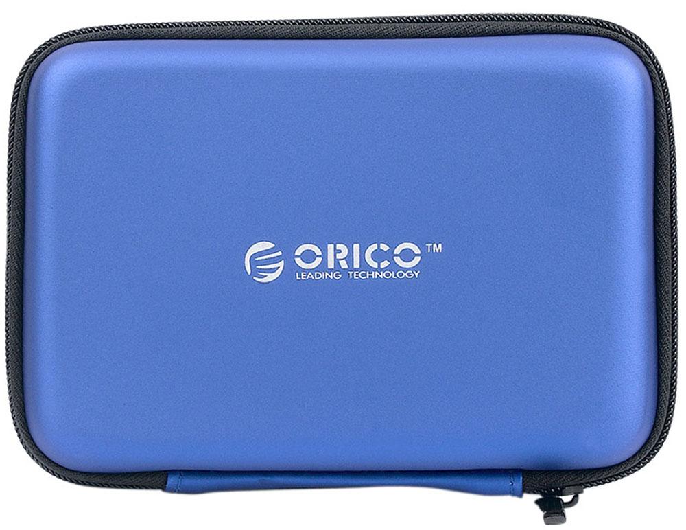 Orico PHB-25, Blue чехол для жесткого диска цена 2017
