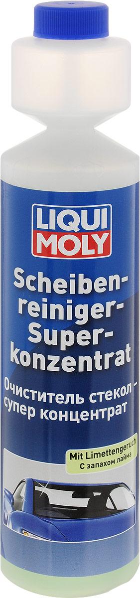 Очиститель стекол Liqui Moly Лайм, супер-концентрат, 250 мл цена