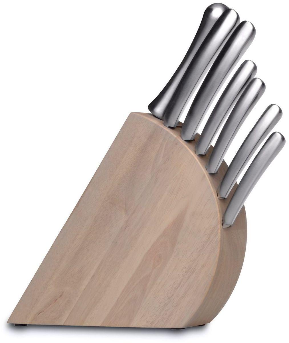 Набор ножей BergHOFF Concavo, 8 предметов набор ножей berghoff forget new 1307145