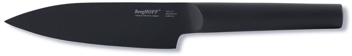 Нож поварской BergHOFF Ron, длина лезвия 13 см нож berghoff essentials поварской длина лезвия 20 см