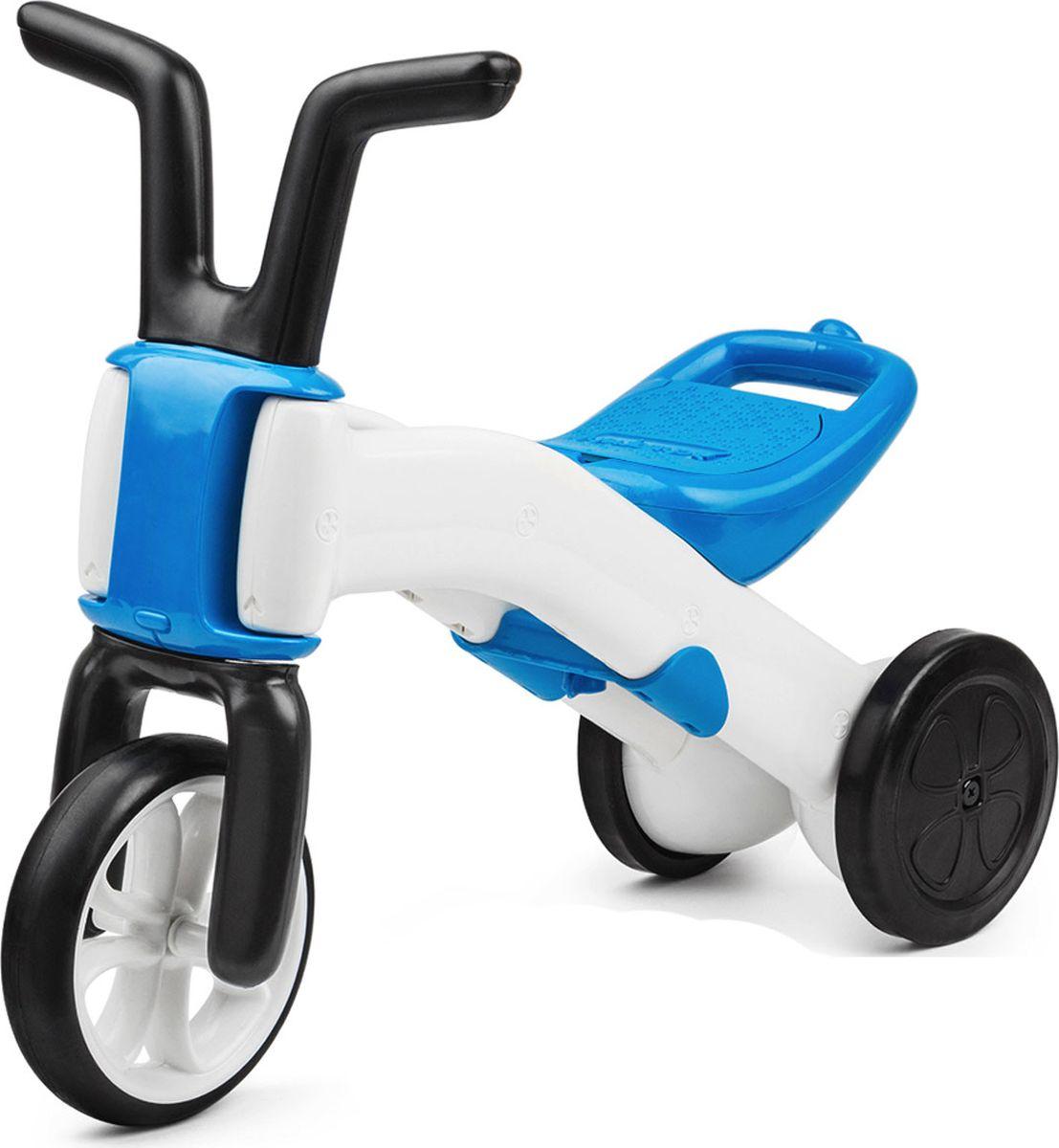 Фото - Chillafish Беговел детский Bunzi цвет синий детский транспорт