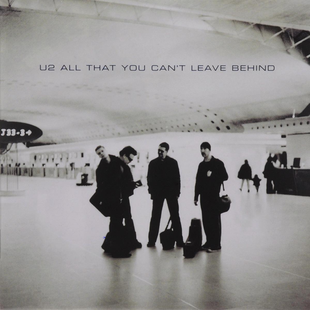 U2 U2. All That You Cant Leave Behind
