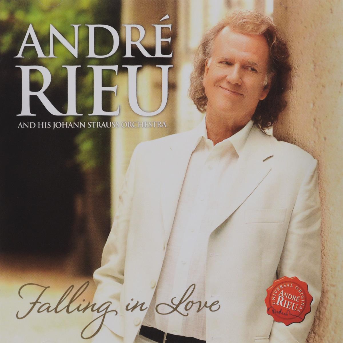 Андрэ Рье,Johann Strauss Orchestra Andre Rieu. Falling In Love