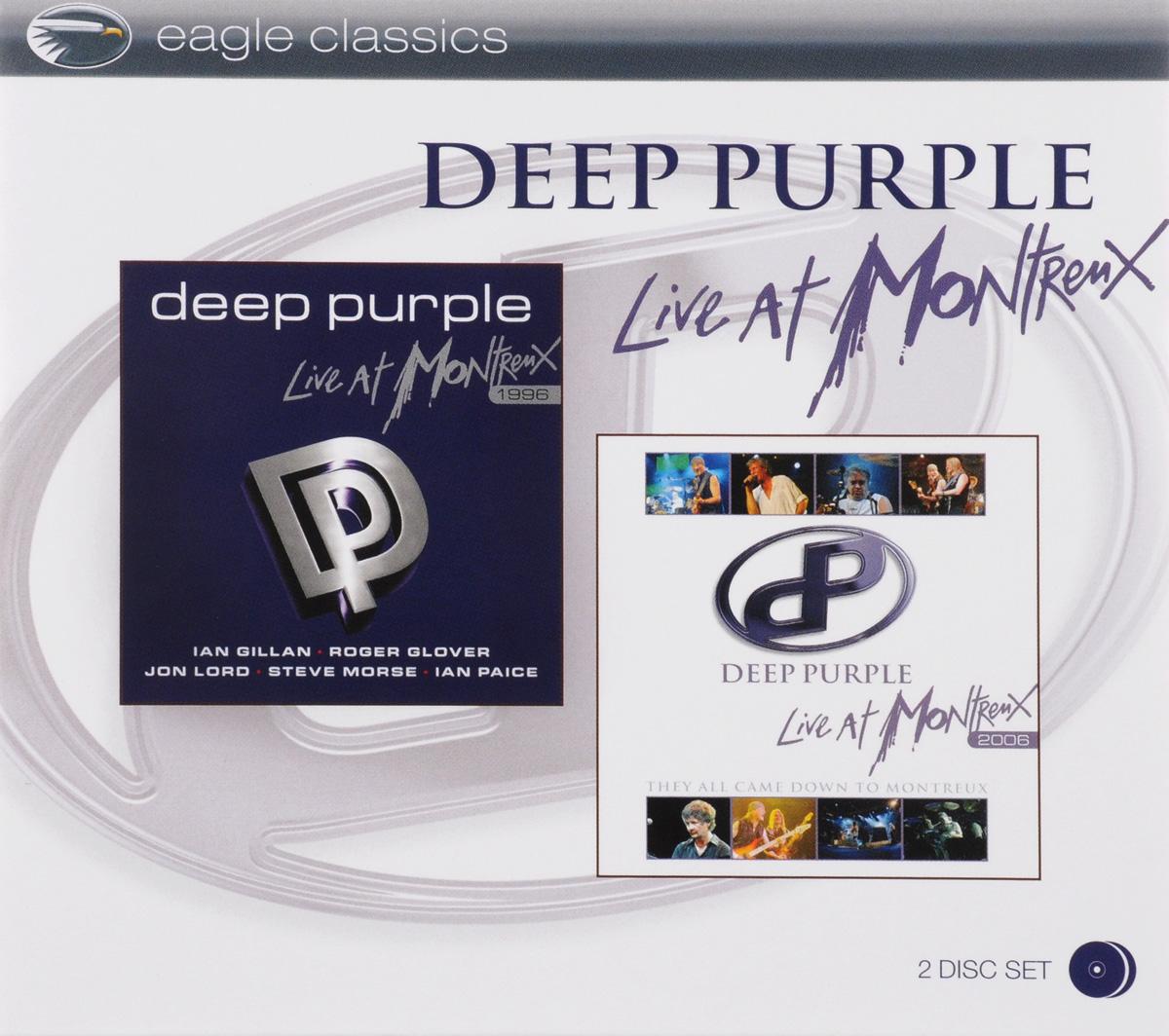 Deep Purple Deep Purple. Live At Montreux 1996 / 2006 (2 CD)
