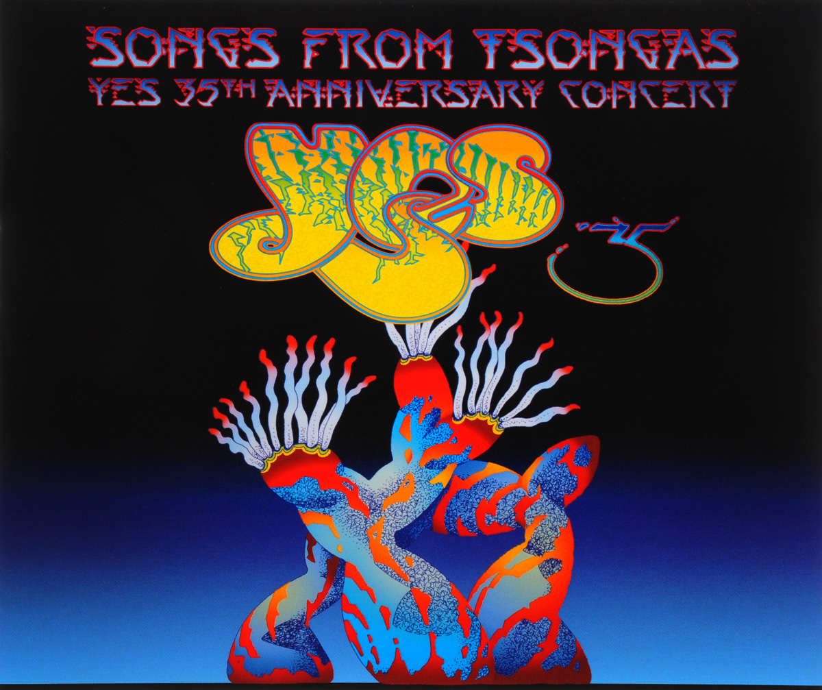 купить Yes Yes. Songs From Tsongas. 35th Anniversary Consert (3 CD)
