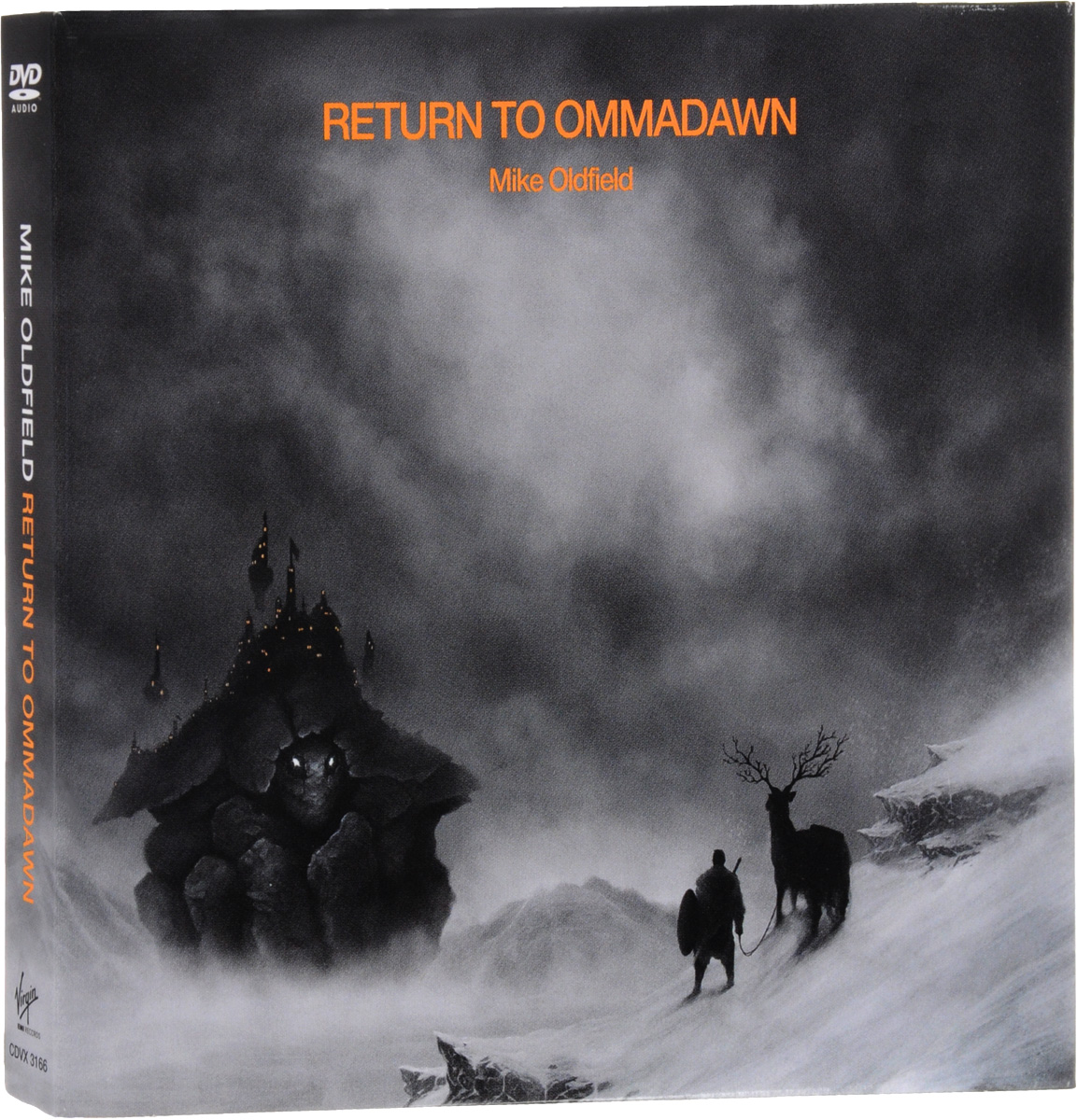 Майк Олдфилд Mike Oldfield. Return To Ommadawn (CD + DVD) цена в Москве и Питере
