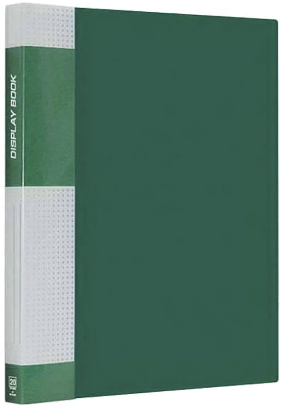 Berlingo Папка Standard с 20 вкладышами цвет зеленый berlingo папка standard с 80 вкладышами цвет зеленый