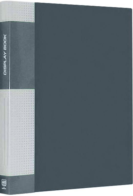 Berlingo Папка Standard с 30 вкладышами цвет серый berlingo папка standard с 80 вкладышами цвет зеленый