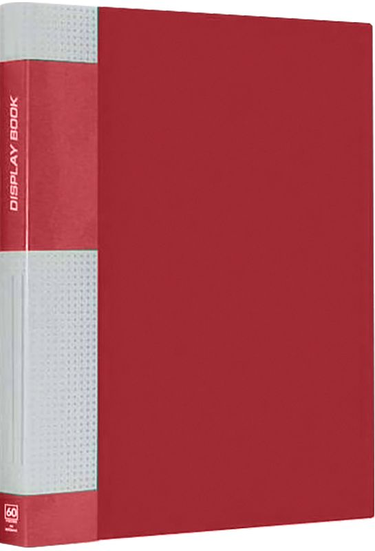 Berlingo Папка Standard с 40 вкладышами цвет красный berlingo папка standard с 80 вкладышами цвет зеленый