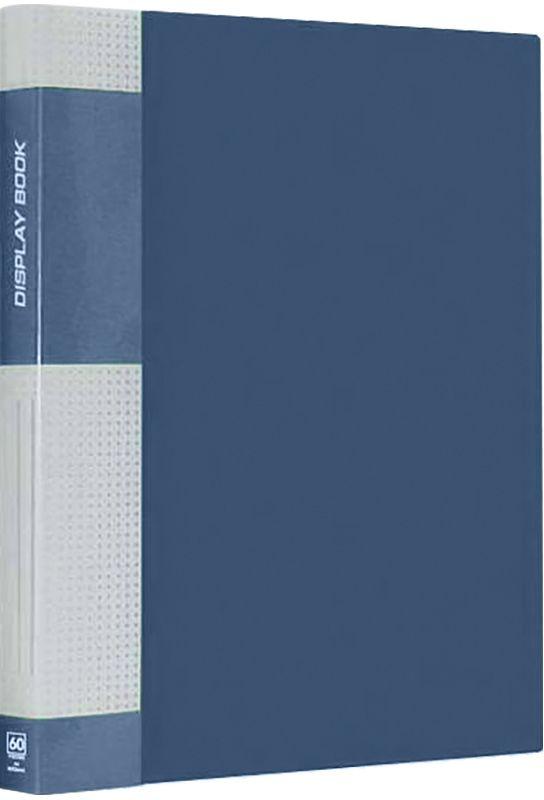 Berlingo Папка Standard с 40 вкладышами цвет синий berlingo папка standard с 80 вкладышами цвет зеленый