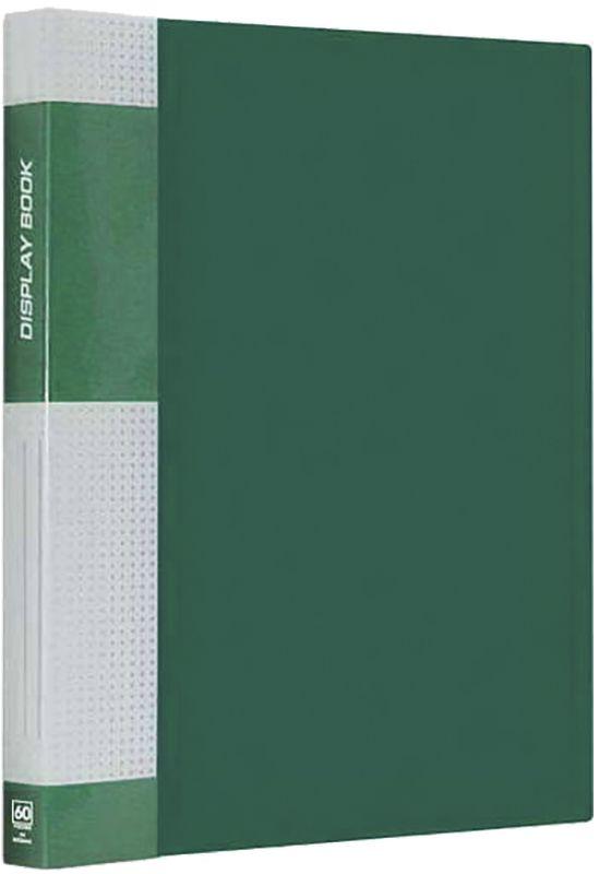 Berlingo Папка Standard с 60 вкладышами цвет зеленый berlingo папка standard с 80 вкладышами цвет зеленый