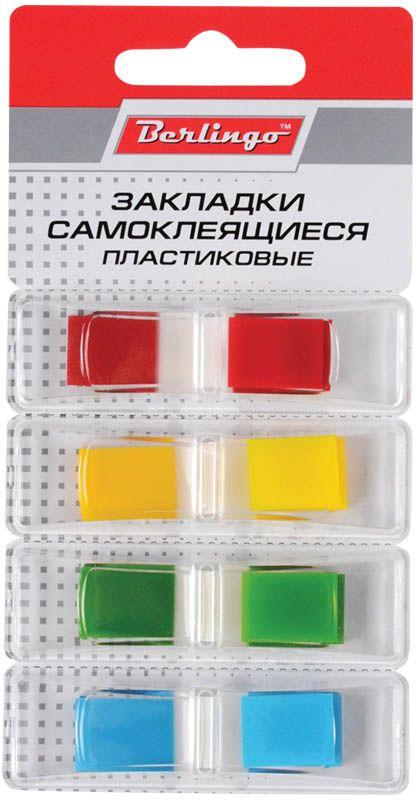Berlingo Блок-закладка с липким слоем 1,2 х 4,5 см 35 листов franz stolz spezifische anforderungen an das controlling in kmu