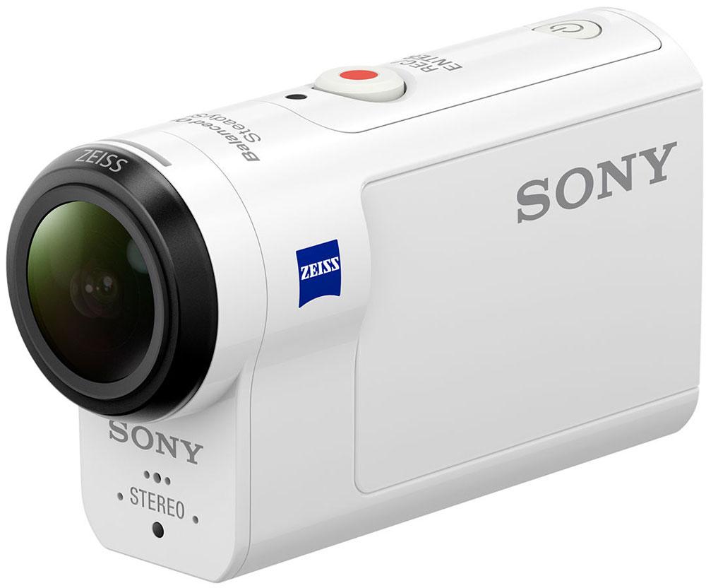 Фото - Sony HDR-AS300, White экшн-камера видео