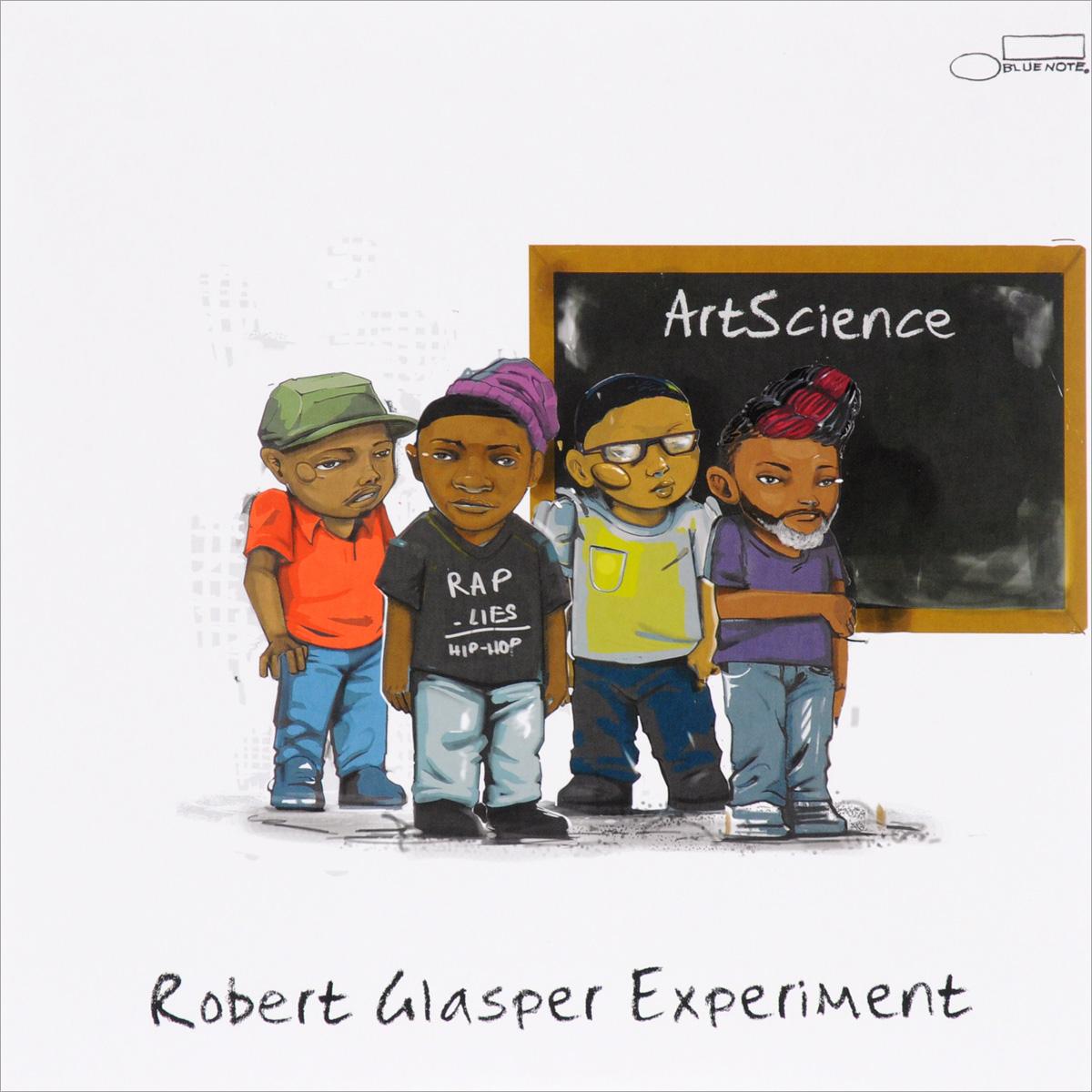 лучшая цена Robert Glasper Experiment Robert Glasper Experiment. ArtScience (2 LP)