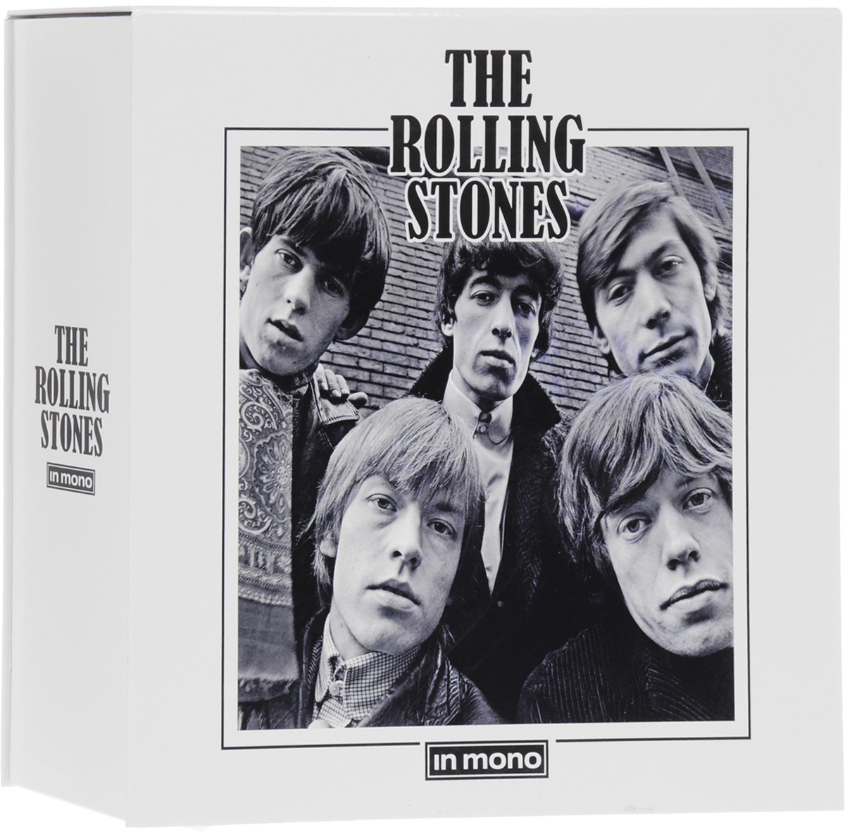 The Rolling Stones In Mono. Limited Edition (16 LP)