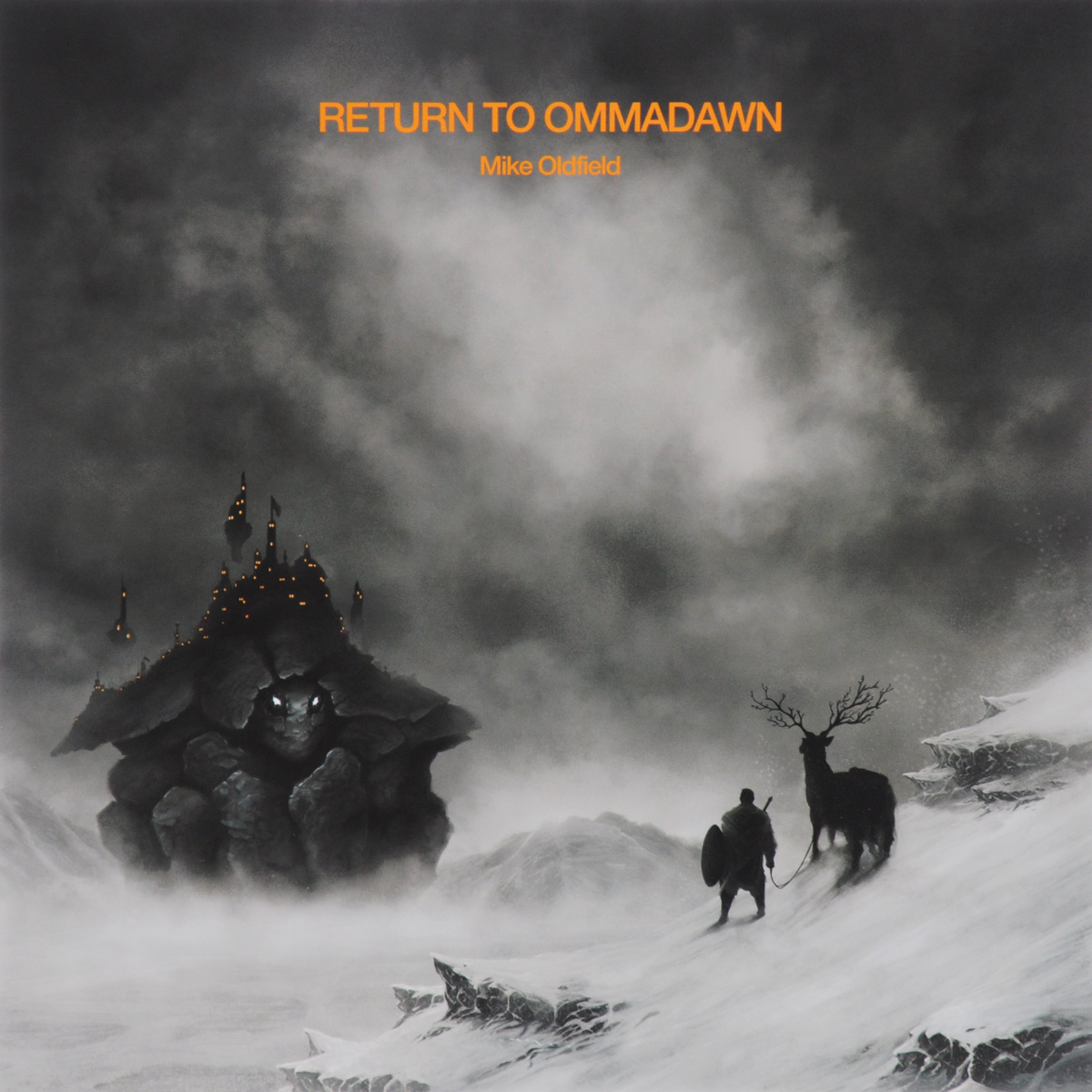 Майк Олдфилд Mike Oldfield. Return To Ommadawn (LP) душевой уголок bandhours mike side rectangular 912