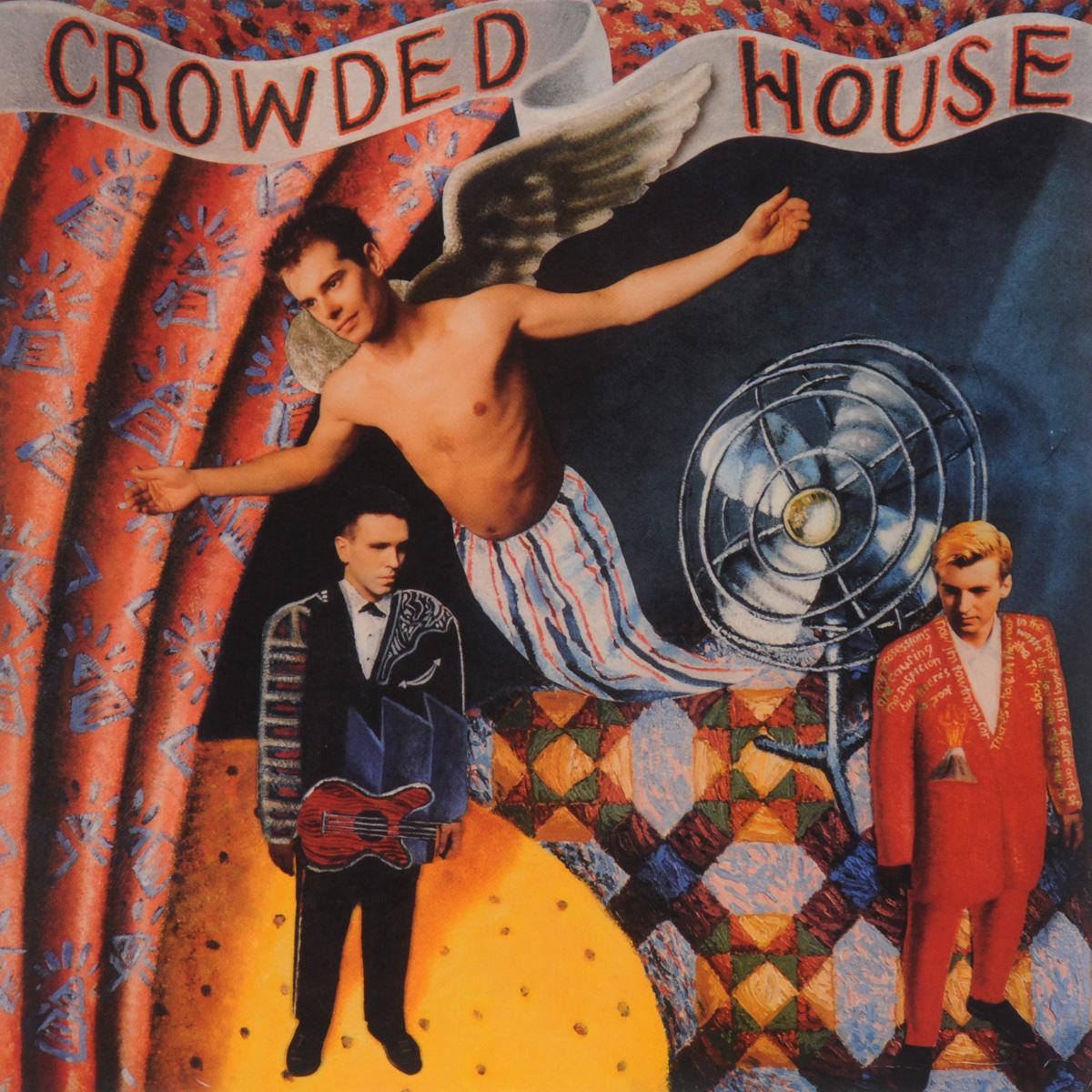 Crowded House Crowded House. Crowded House (LP) майка борцовка print bar house stark