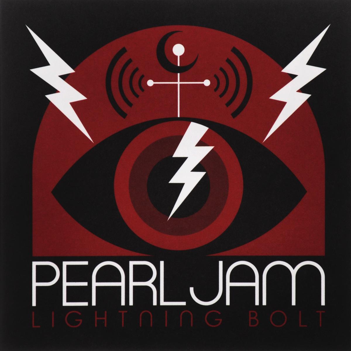 Pearl Jam Pearl Jam. Lightning Bolt pearl jam pearl jam lightning bolt