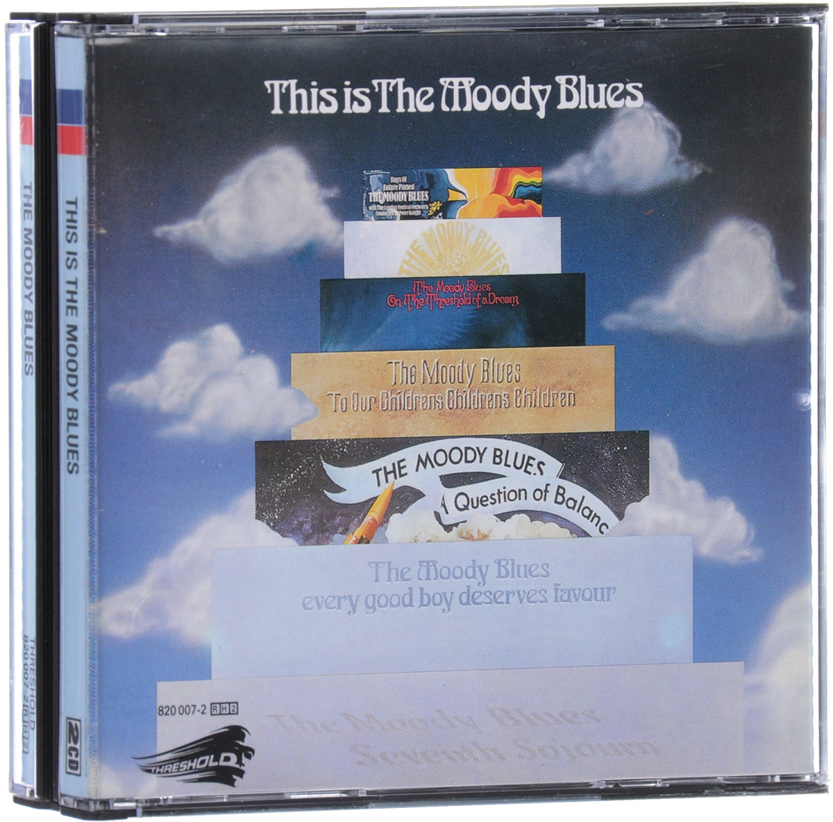The Moody Blues The Moody Blues This Is The Moody Blues 2 CD