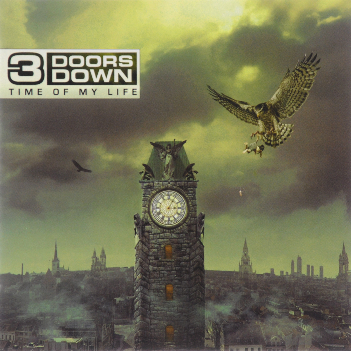 цена на 3 Doors Down 3 Doors Down. Time Of My Life