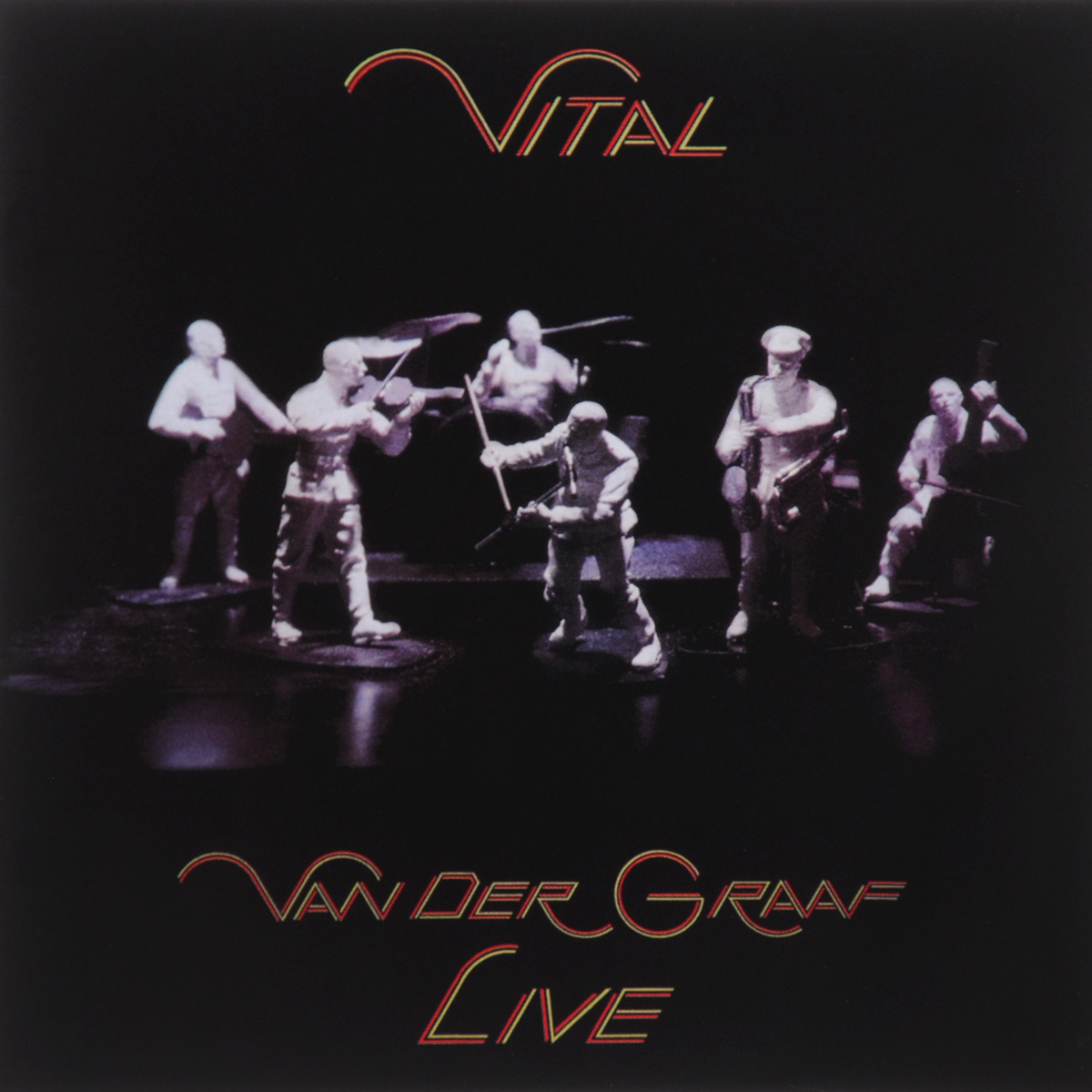 Van Der Graaf Generator Van Der Graaf Generator. Vital (2 CD) van der graaf generator van der graaf generator vital 2 cd