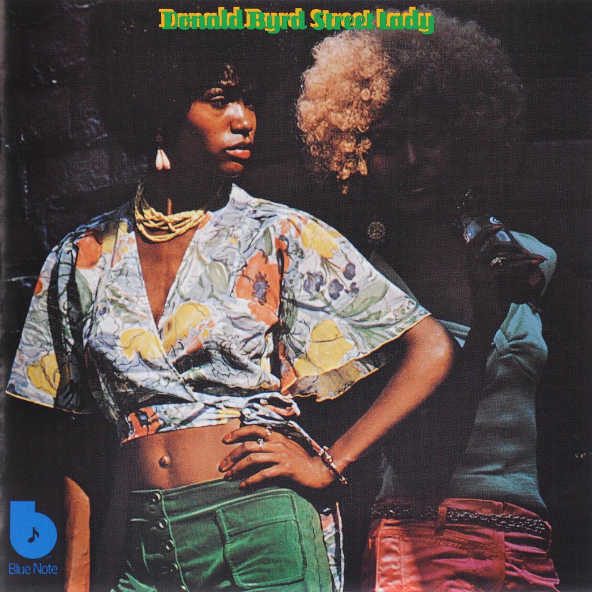 лучшая цена Дональд Берд Donald Byrd. Street Lady