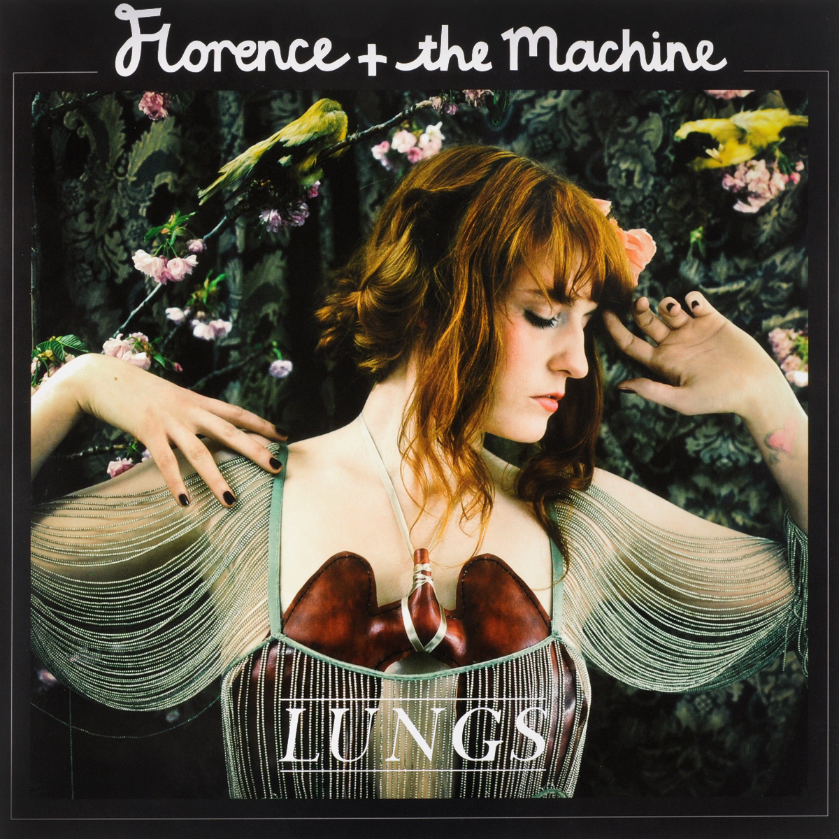 Florence + The Machine Florence + The Machine. Lungs (LP) florence and the machine london