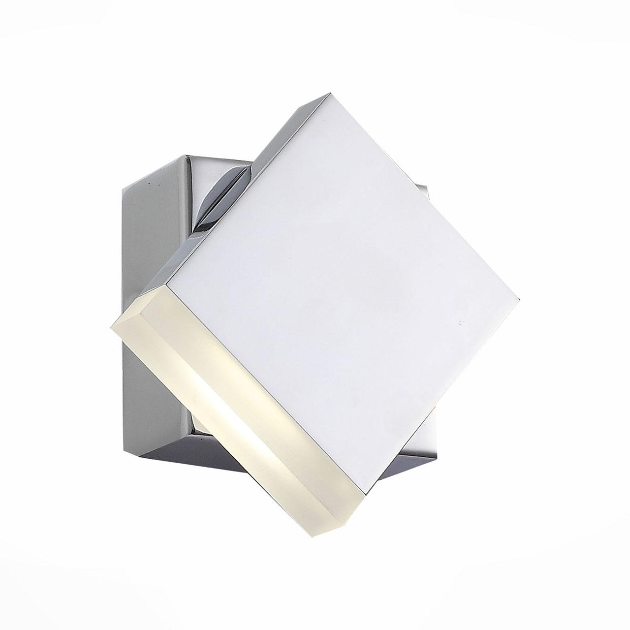 Фото - Настенный светильник ST Luce, LED, 3 Вт светильник настенный divinare foschia 8110 03 ap 1 4620016104644