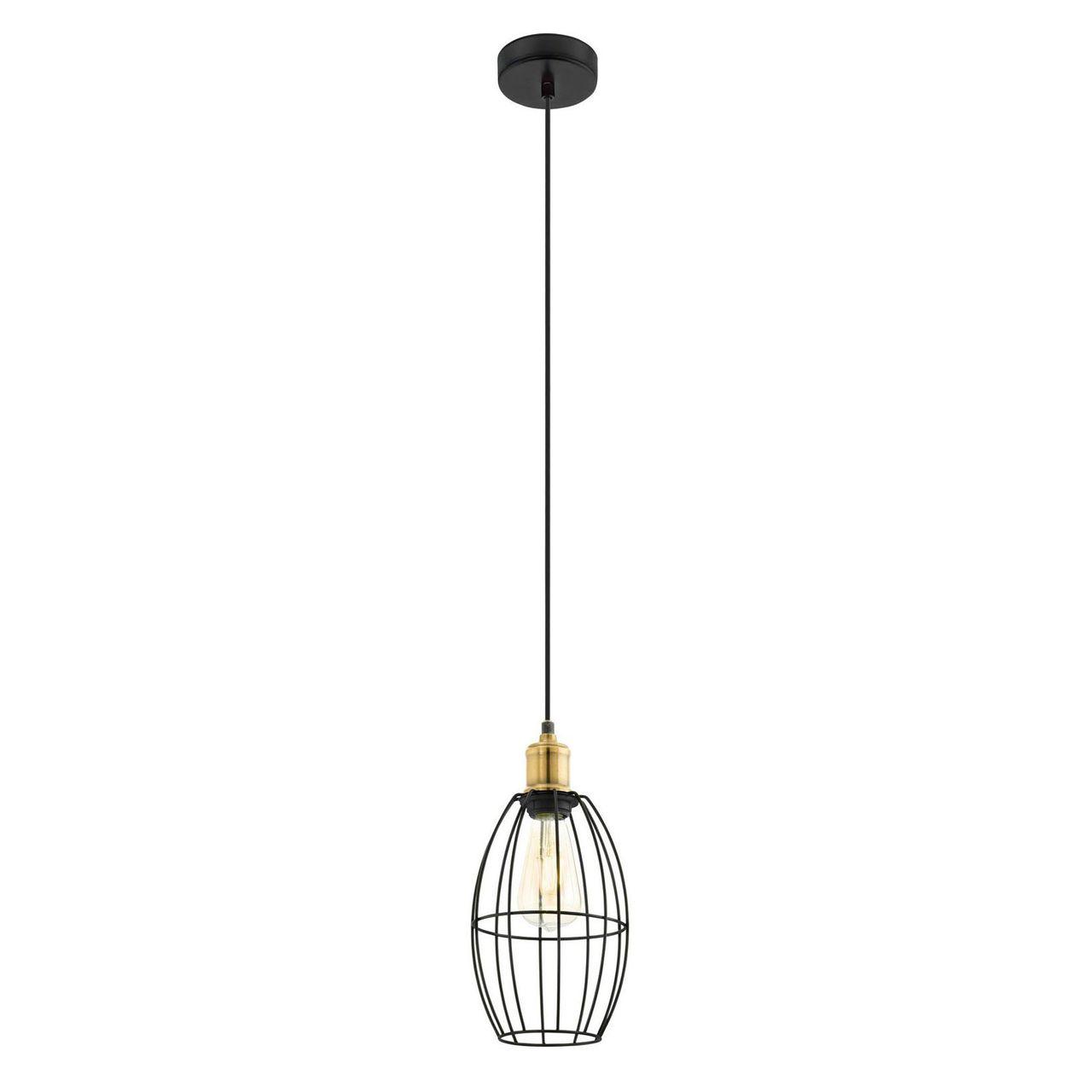 Подвесной светильник Eglo Denham 49789 подвесной светильник eglo vintage 49214