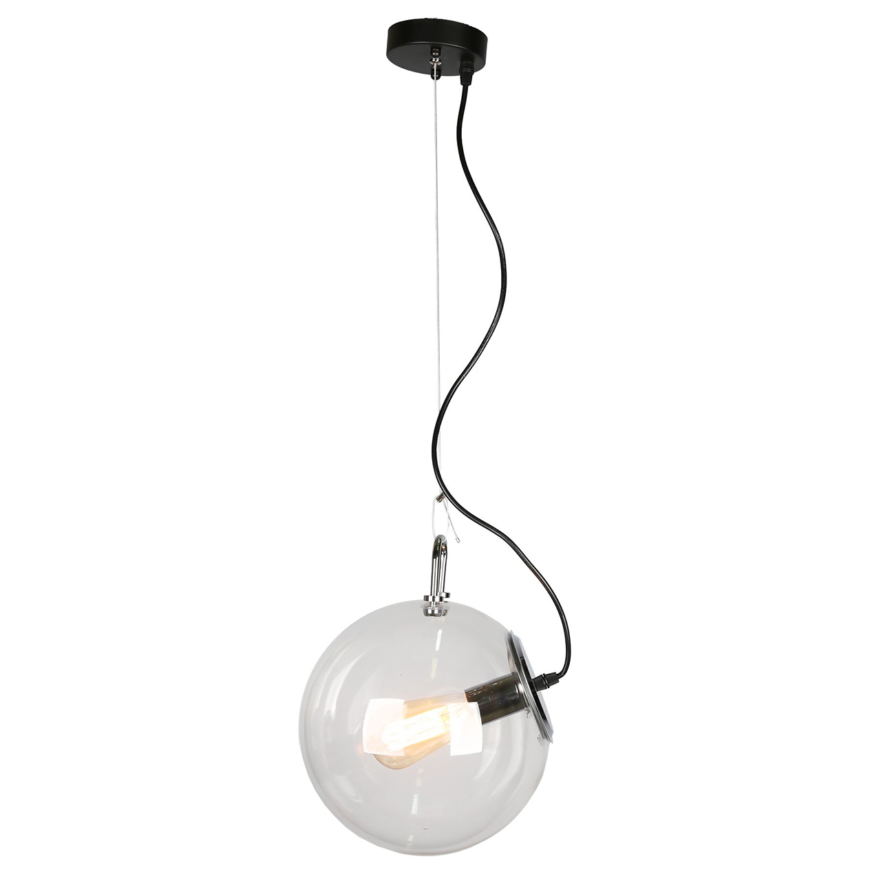 Подвесной светильник Omnilux OML-91406-01 omnilux подвесной светильник omnilux busachi oml 48313 50